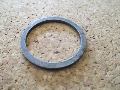 SHIM FRONT FROK 2.4mm LOOP
