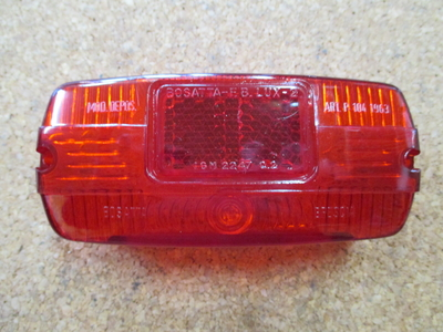 TAILLIGHT LENS V7 700/GALLETTO etc