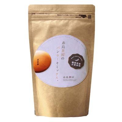 糸島茶房のパンケーキミックス
