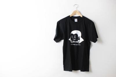 オリジナルTシャツ黒 サイズS/M/L