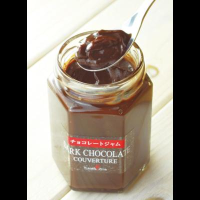 ダークチョコレートジャム
