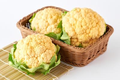 【期間商品】カリフラワーオレンジ 2個(約1,800g)