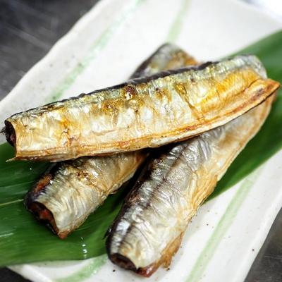 天日干し骨抜き秋刀魚3尾入×3パック【水産物応援・送料無料】