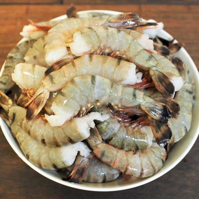 ブラックタイガーエビ 26-30サイズ 1.8kg(約112尾入)【エビチリ、炒め物に!】