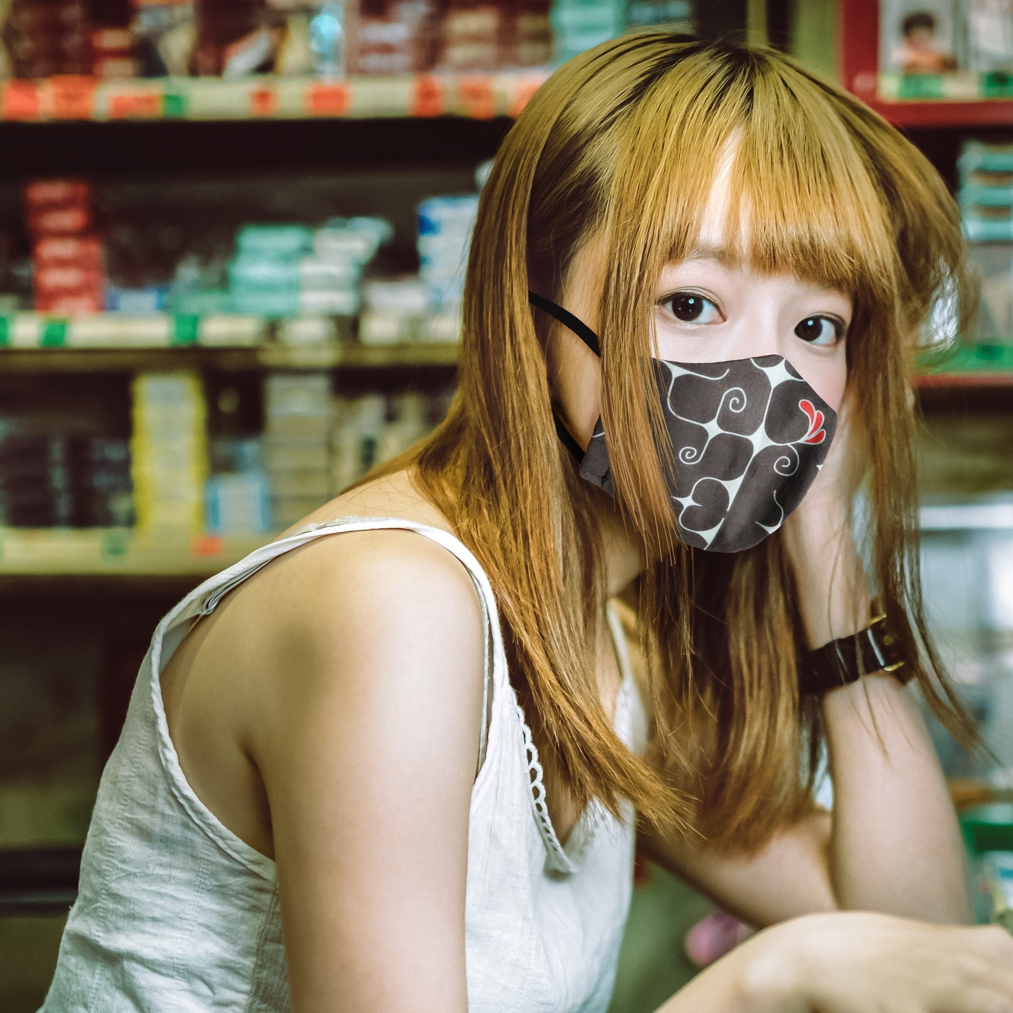 マスク アイヌ