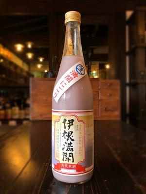 伊根満開 にごり生酒 古代米・赤米酒 720ml