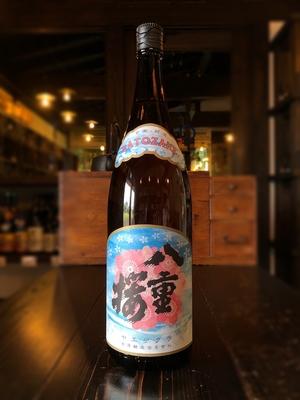 八重桜 郷酒 芋焼酎 25度 1800ml