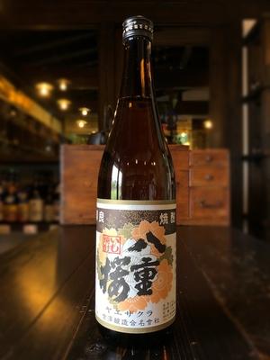 八重桜 芋焼酎 25度 720ml