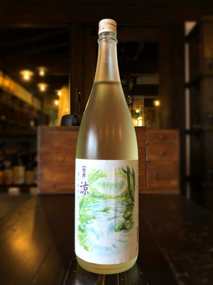 鷹勇 涼 夏の純米酒 1800ml