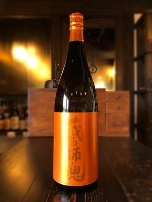 蔵の師魂 The Orange 黒麹 芋焼酎 25度 1800ml