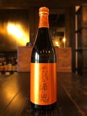 蔵の師魂 The Orange 黒麹 芋焼酎 25度 720ml