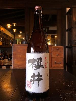 造り酒屋櫻井 芋焼酎 25度 1800ml