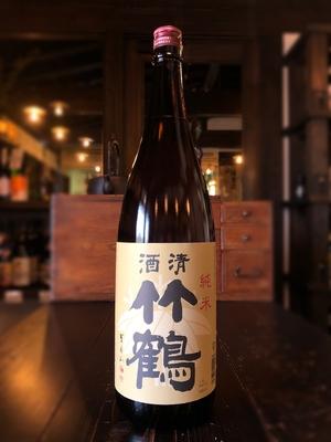 竹鶴 純米酒 1800ml
