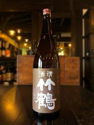 竹鶴 純米酒 八反 1800ml
