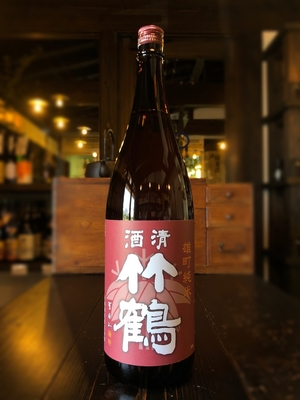 竹鶴 雄町純米酒 1800ml