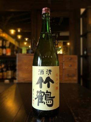 竹鶴 純米吟醸 1800ml