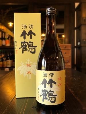 竹鶴 純米酒 720ml