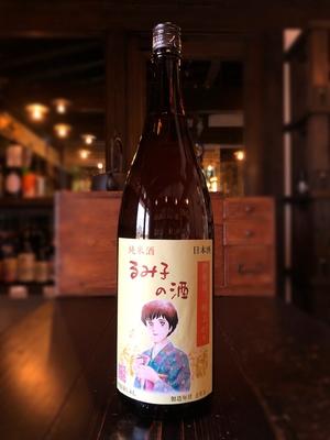 るみ子の酒 秋上がり 純米酒 伊勢錦 1800ml