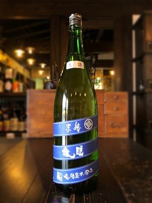 睡龍 純米酒 生詰 青 1800ml