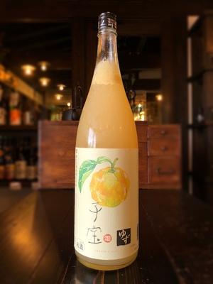 子宝 番外編 ゆず酒 1800ml