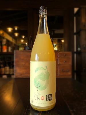 子宝 山形ラフランス酒 1800ml