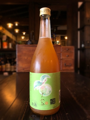 子宝 プレミアムリッチ梅酒 720ml