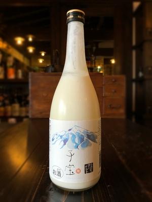 子宝 鳥海山麓ヨーグルト酒 白ラベル 720ml