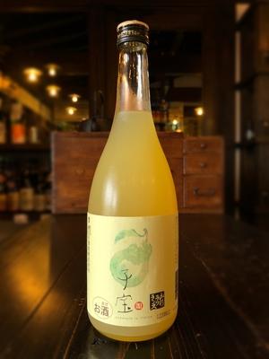 子宝 山形ラフランス酒 720ml