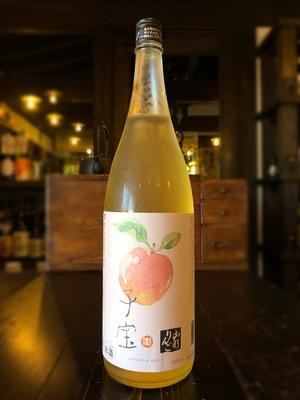 子宝 山形りんご酒 1800ml