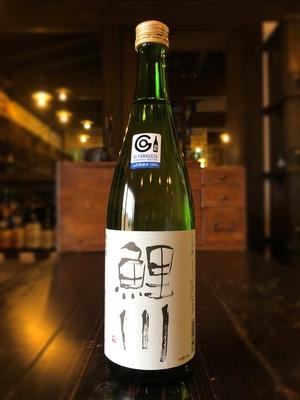 鯉川 純米酒 720ml