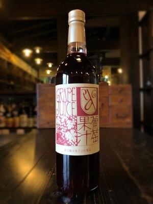 勝沼醸造 葡萄果汁(ストレート・ジュース)赤 750ml