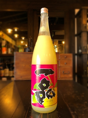 一品 合わせ柚子酒 1800ml