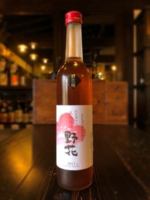野花 良熟梅酒 日本酒仕込み 500ml
