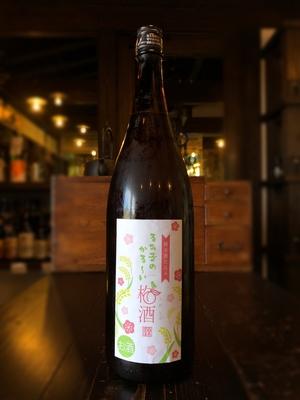 るみ子の(軽〜い)梅酒 純米酒仕込み 1800ml