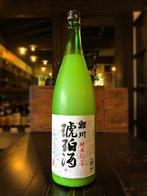 鯉川 琥珀酒 純米にごり酒 1800ml