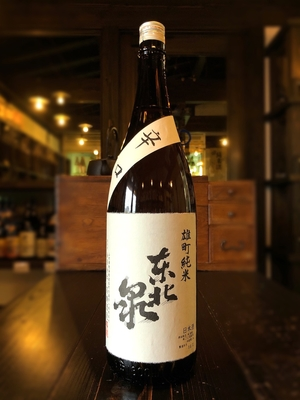 東北泉 辛口 雄町純米酒 1800ml