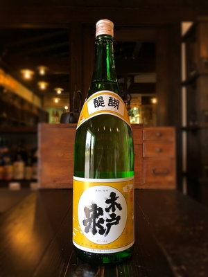 木戸泉 純米酒 醍醐 1800ml