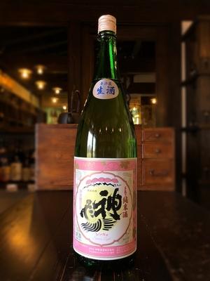 神亀 Spring Light 純米生酒 1800ml