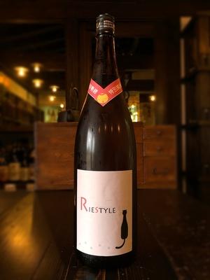 RIE STYLE 山廃特別純米酒 1800ml