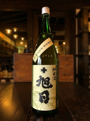 十旭日 純米酒 五百万石 1800ml