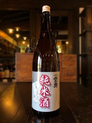 鷹勇 純米酒 五百万石70 1800ml