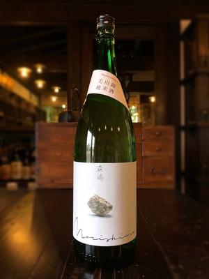 森嶋 純米酒 美山錦 白 1800ml