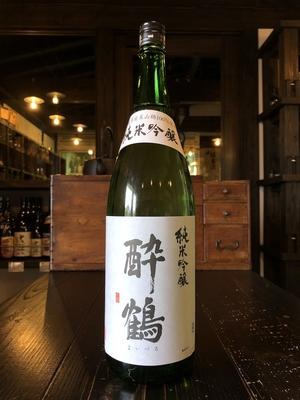 酔鶴 純米吟醸 1800ml