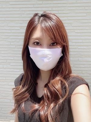 洗える!水着の布マスク【1枚から購入できます】 無地 洗って使えるマスク UVカット効果 マスクフィルターを入れるポケット付き