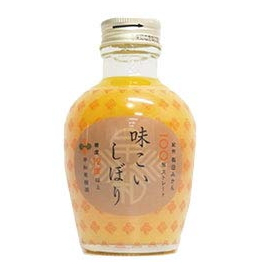 【早和果樹園】味こいしぼり180ml100%みかんジュース◆生産量日本一有田みかん◆糖度12℃以上