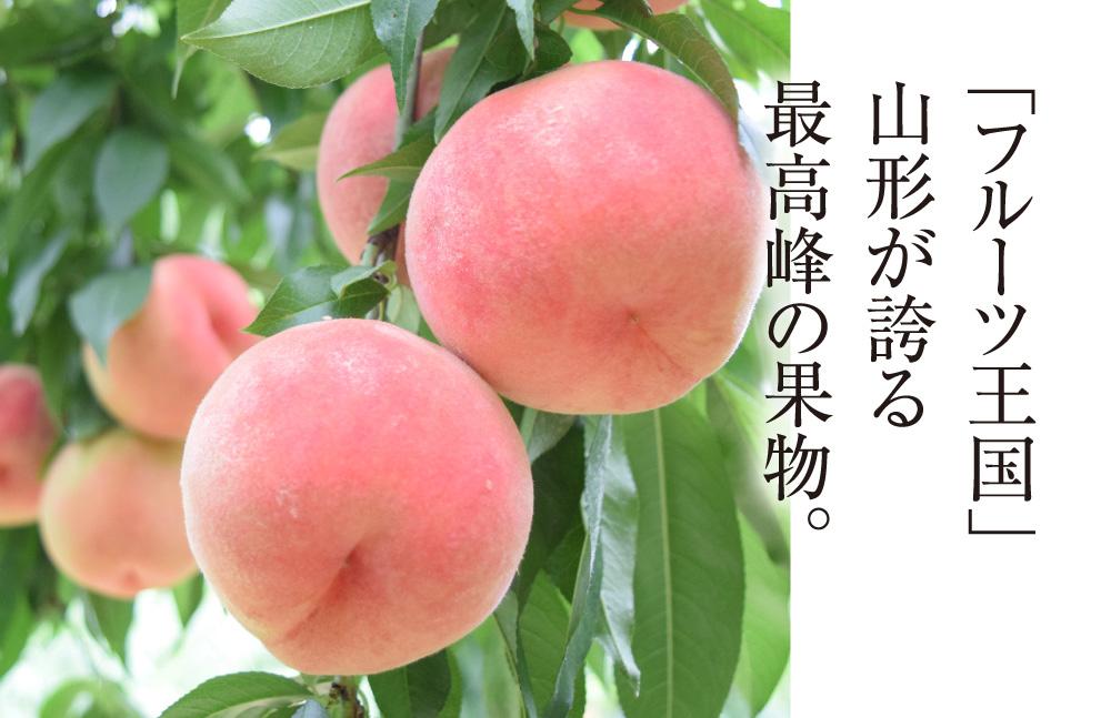 「フルーツ王国」山形が誇る最高峰の果物。