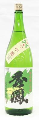 秀鳳 つや姫 純米酒 1800ml