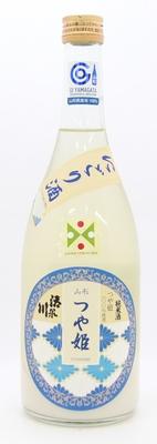 清泉川 つや姫純米 にごり酒 720ml