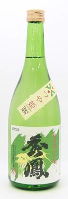 秀鳳 つや姫 純米酒 720ml