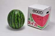【送料無料】山形県産大玉尾花沢すいか8~9kg 1玉